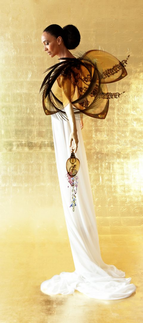 Ornament of Alchemy # 7 (Mouchette)