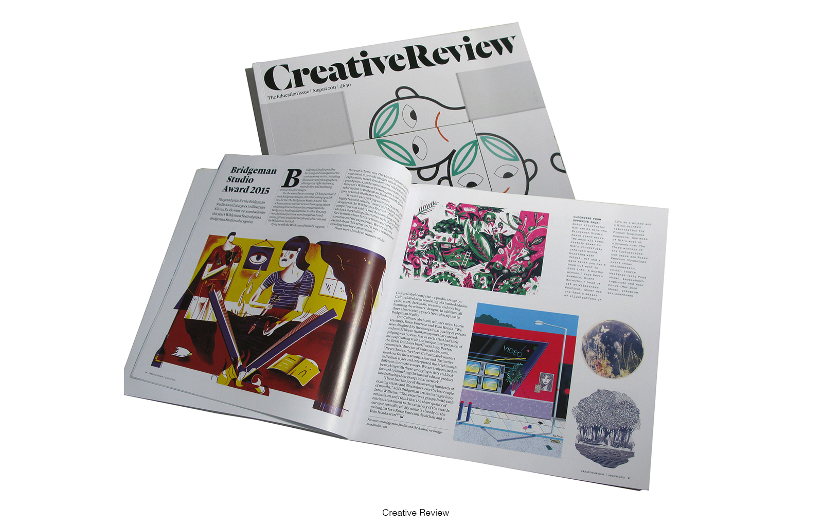 creative review 1