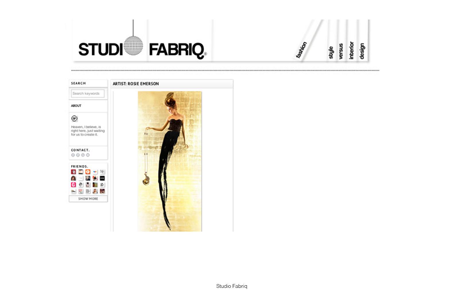 studio fabriq 1
